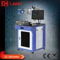 Alta velocidad impresora láser para de plástico, Acrílico