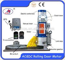 AC&DC 800KG Electric rolling shutter door motor/DC 24V rolling door operator/garage rolling door motor