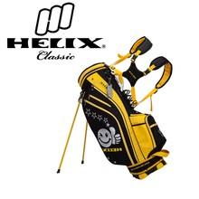 Helix Nylon Golf Bag, Golf Cart Bag, Stand Golf Bag, Staff Golf Bag