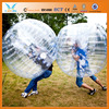 Hot promotion 1.5m tpu body zorb, soccer bubble ball