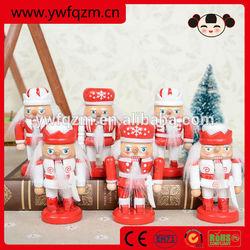 wooden christmas decorations nutcracker statues
