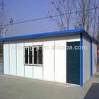 Popular design light steel frame prefabricated modular transportable homes