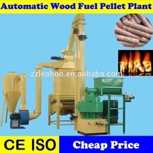 Bio Fuel 1.5Ton Output Pellet Wood mill Production Line