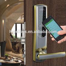 video phone electronic door lock