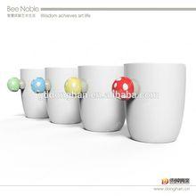China manufacturing high quality customized espresso cups ceramic