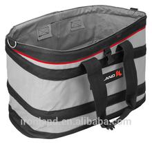 "BT-002 18"" Open top foldable garden tool bag"
