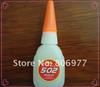 Durable super fast glue 502 glue cyanoacrylate adhesive