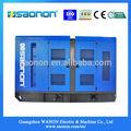 Ce ISO approuvé chine vente chaude 440kva électrique puissance silencieuse diesel, Générateur ensemble