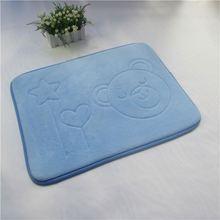 custom PVC bath mat , bath rug , bath carpet