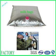 Milk packaging/plastic liquid milk bags/plastic bag 1L-220L