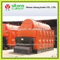 el certificado del ce aprobación una clase de biomasa carbón quemador de pellets horizontal directa despedido del calentador