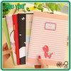 A4/A5/A6 custom school exercise book, paper soft cover notebook, cheap bulk notebooks