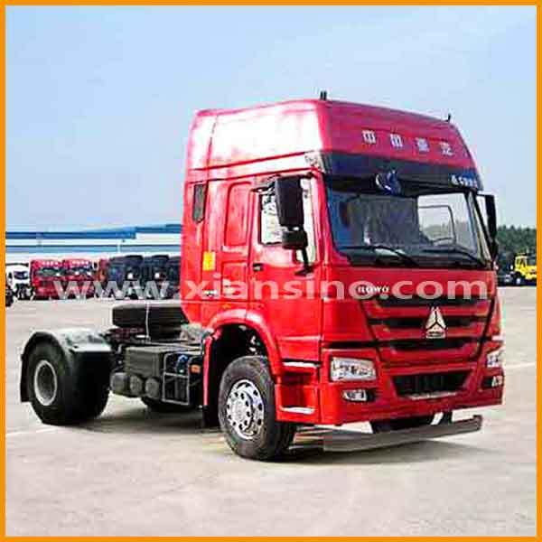 Heavy Duty Off Road Truck Howo