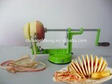Kitchen gadget manual apple peeler and potato peeler cutter