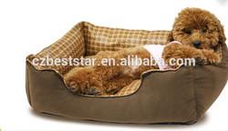 Pet dog cat warm nest bed soft kennel puppy Winter Plush Fleece House Kennel