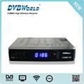 full hd 1080p combo dvb s2 digital receptordesatélitetv apoio turbo 8 psk