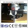 20mm transparent SGS solid polycarbonate sheet