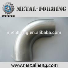de alta calidad presionado mitades usados para el sistema de ventilación