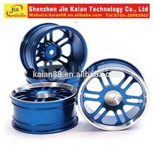 1/10 rc car/ model/ toy parts/racing car universal aluminium alloy sport wheel rim/for sale