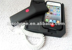 Pop Rerto handset for cell phone with base