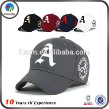 Wholesale Custom Cap/Baseball Cap/Hat With 3d Embroidery Logo