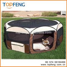 Portable Pet Playpen/dog cat puppy play pen / Portable Pet Play Pen