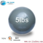 Plastic Filled Sands Ball pvc ball weight ball