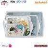 New design melamine food plastic tray