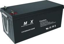 12V200ah Lead Acid battery,rechargeable battery