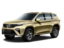 Weichai enranger 7seats SUV