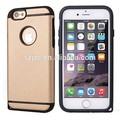 hight 품질 제품 중국 제조업체 휴대 전화 케이스 아이폰 6, tpu+pc 6 아이폰 케이스