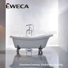 CE/CUPC Certified Claw Foot Bathtub, Leg Tubs