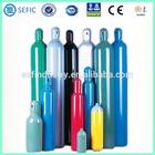 High Pressure Seamless Steel Gas Cylinder Medical Nitrous Oxide Cylinder