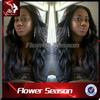 Flower Season Hair Human Hair Glueless Brazilian Full Lace Wigs For Black Women
