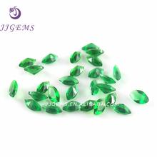 wholesale green marquise 3*6 mm zircon