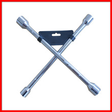 Four Way Lug Nut Wrench