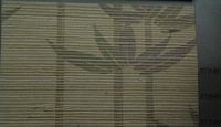 natural real grass bamboo design wall covering