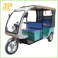 widely-accepted battery bicycle rickshaw