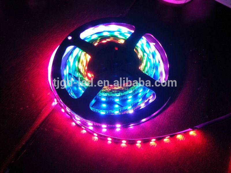 LED strip ws2812B 5V IC 60LED strip 5050 RGB ws2812 led strip digital led strip