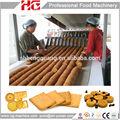 entièrement automatique usine de boulangerie biscuit