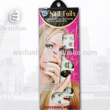Foils Sticker Nail Art Supplies