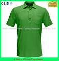 100% Poloyester Dry Fit promocional camisa de Polo de la camisa de Polo simple. diseño - 6 años Alibaba experiencia
