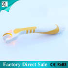 ZL Factory Direct Sale 180 Microneedles Nano Photon Dermal Roller For Eye And Lip Treatment