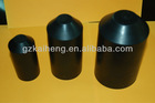 Heat shrinkable cable end cap