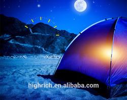 watertproof inflatable solar lantern appropriate for indoor and outdoor activities