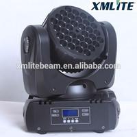 High Power 36X3W Beam Wash LED Moving Head Dj Light