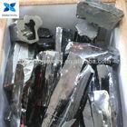 Raw CZ Material Uncut Raw Material Gemstones Rough Garnet Gemstone For Sale