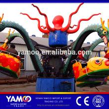 Amusement Park Equipment 30 Seats Giant Octopus Rides for Sale