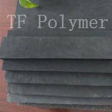 Black color EVA foam sheet