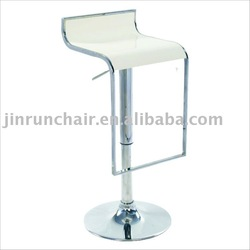 modern swivel wood barstool height adjustable JR-6008